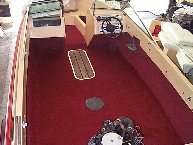 Indycovers boat covers and upholstery for Replacing boat floor