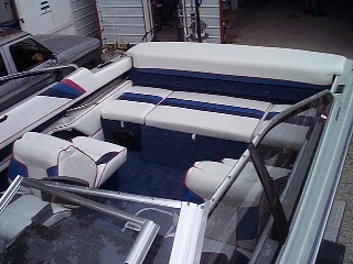 1989 Bayliner Capri Interior Pictures To Pin On Pinterest