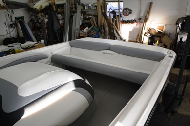 Much Credit To Kelly Parish For Creating The Vinyl Skins. You Nailed It  Kelly! And The Rest Of The Boat Shop Staff For Removal, Skin Refastening,  ...